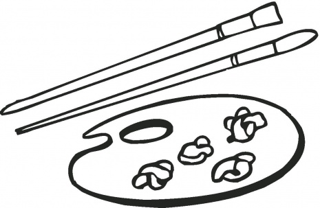Art, Art coloring pages, Art coloring sheets, Free Art coloring pages
